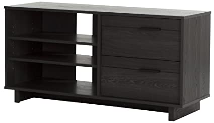 tv stand with drawers Amazon.com: South Shore 10374 Stand with Drawers for TVs up to 55  tv stand with drawers