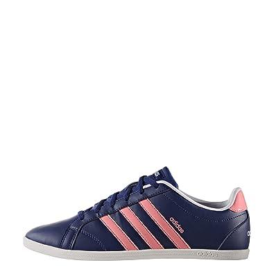 sale retailer 105bc 7516a adidas NEO VS Coneo QT W B74552 Größe 44 Blau (blau Kombi)