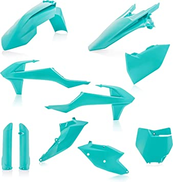 Full Plastic Kit Teal