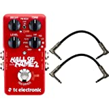 TC Electronic Hall of Fame Reverb 2 w/ 2 Patch Cables