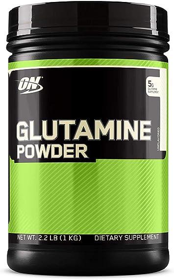 ON Glutamine Powder - Unflavored - 150 g (5.3 oz) by Optimum Nutrition