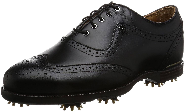 [フットジョイ] ゴルフシューズ 52014J メンズ 25.5 cm Wide ブラック2017モデル B01M0HNMAV