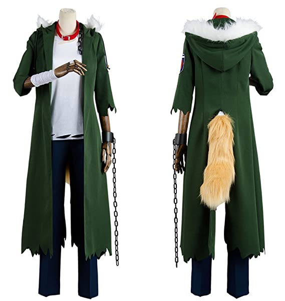 Amazon.com: cosnew Anime Katsuki bakugou trajes uniforme ...