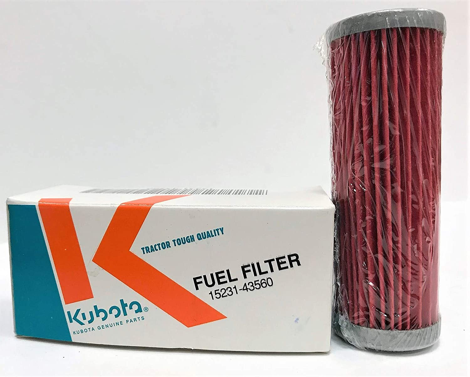 New Oem Kubota Fuel Filter 15231 43560 For G4200 G5200 G6200 B1550 Filters B1550hst B20 Garden Outdoors