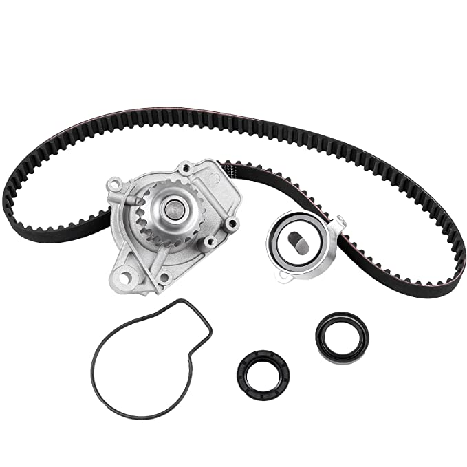 Amazon Com Ocpty Timing Belt Kit Including Timing Belt Water Pump