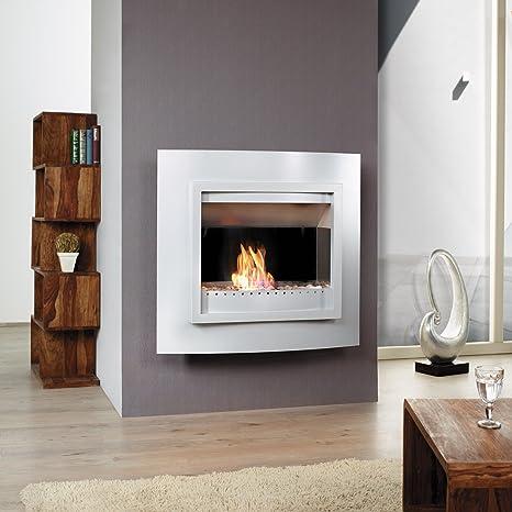 Hark diseño de etanol fuego Montego 3 Chimenea de diseño de fuego