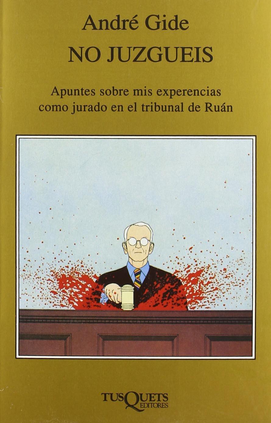 No juzguéis - André Gide 71oibXOgH9L