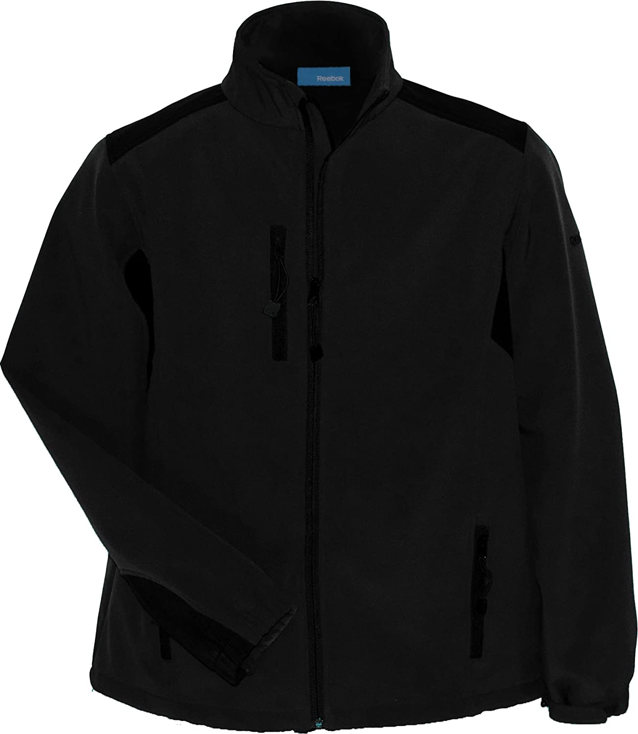 Reebok Mens Full Zip Soft Shell Sports Jacket