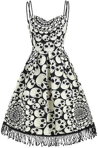 Sukienka damska Halloween Camis winobranie impreza sukienka średniej wieku ubranie wiktoriańska maxi elegancka Gothic sukienka maxi dla druhny wesele karnawałowa cosplay tunika: Odzież
