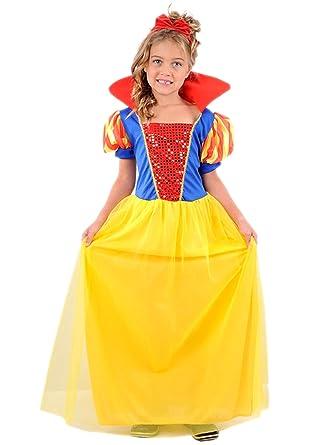 Disney Princess - Disfraz de libro de disfraz de Blancanieves ...