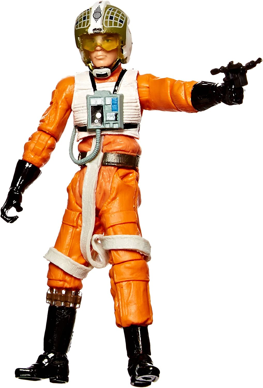 "Star Wars The Black Series Jon ""Dutch"" Vander (Gold Squadron Rebel Pilot) Figure"