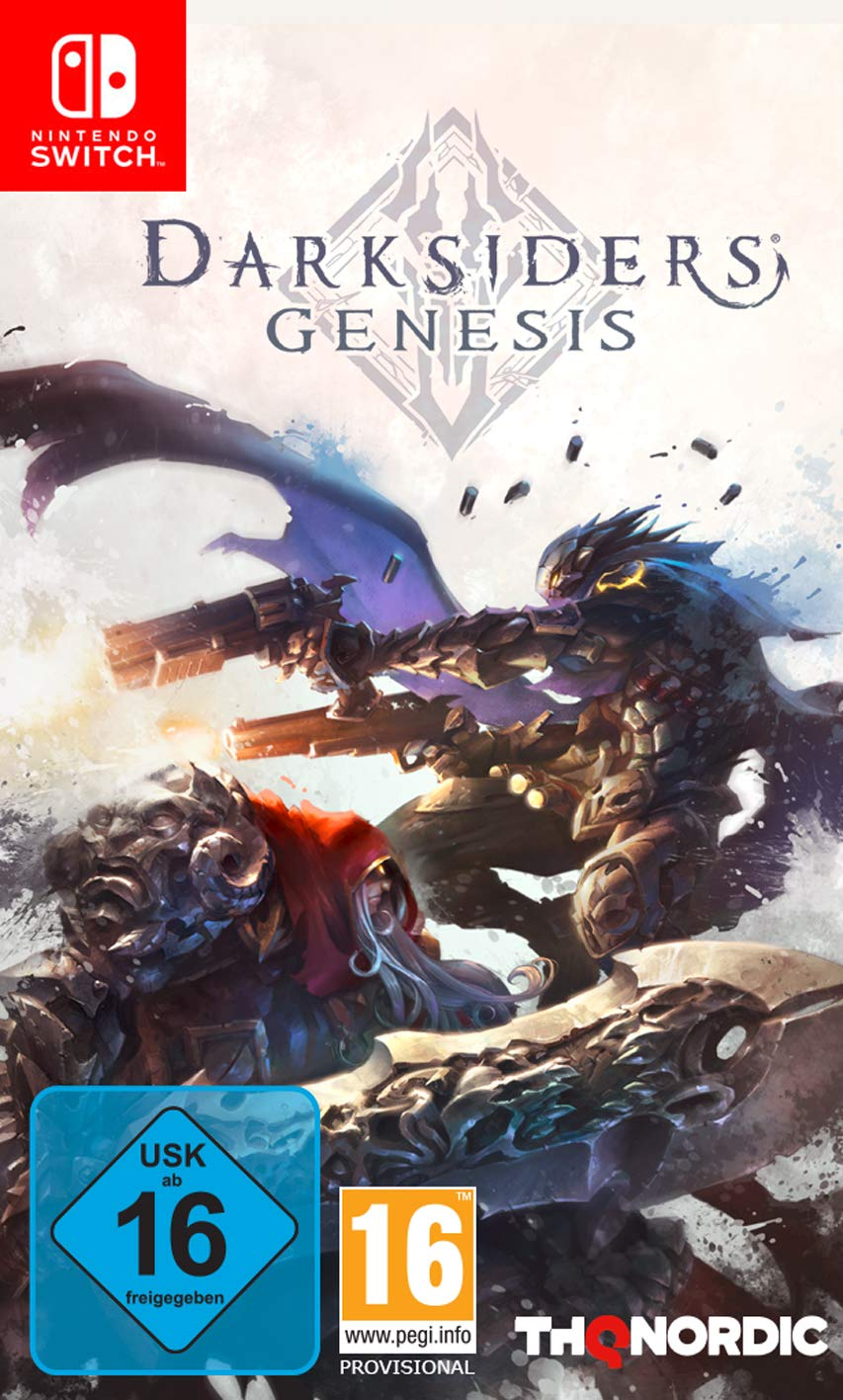 Darksiders GenesiNintendo Switch