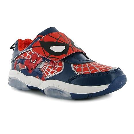 Marvel Spiderman - Scarpe da ginnastica b0e20a47658