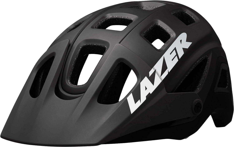 Lazer Impala 2019 - Casco para Bicicleta, Color Negro Mate