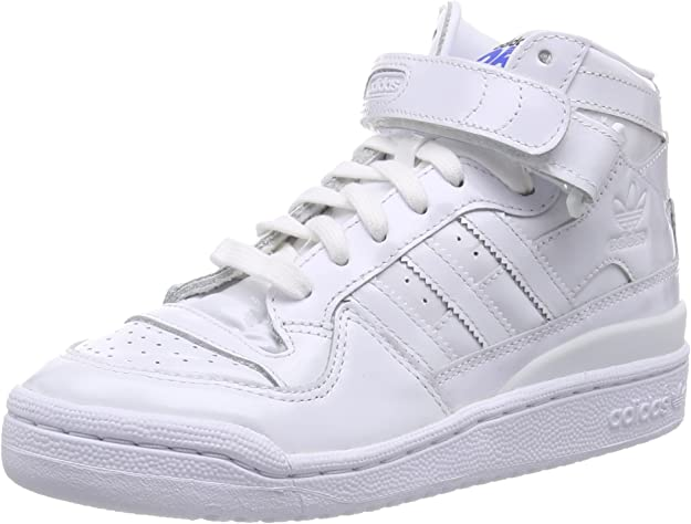 adidas Forum Mid RS NIGO - Zapatillas para Hombre, Color Blanco, Talla 45 1/3: Amazon.es: Zapatos y complementos