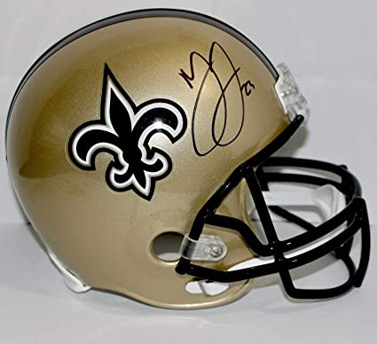 Marshon Lattimore Autographed Signed New Orleans Saints Full Size Replica  Helmet Memorabilia - JSA Authentic 329be2ac8