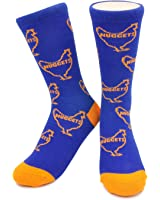 Funky Chicken Nuggets Socks - Novelty, Crazy, Funny Kids Boys Girls Womens Mens