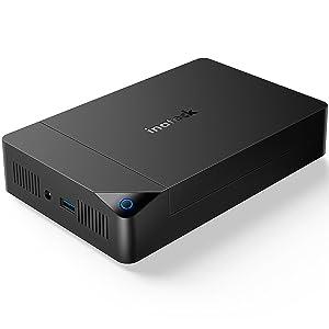 Inateck 3.5 Hard Drive Enclosure, Tools Free HDD Enclosure, FE3002