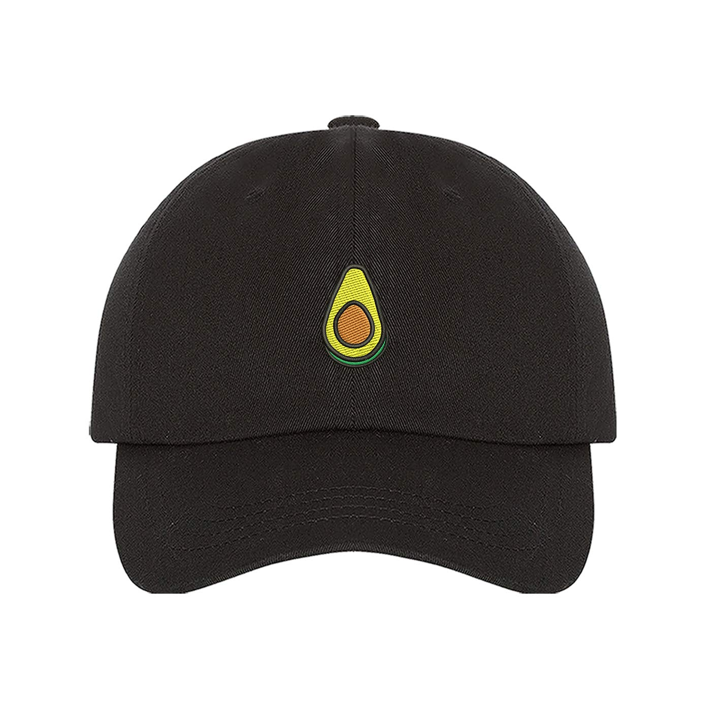 Prfcto Lifestyle Avocado Dad Hat- Black Baseball Cap- Unisex at Amazon  Women s Clothing store  5d42cce6bc4