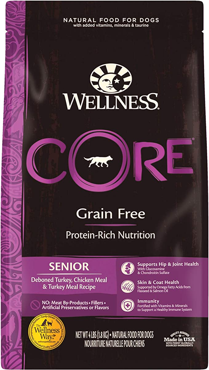 Wellness Core Senior Dog Food