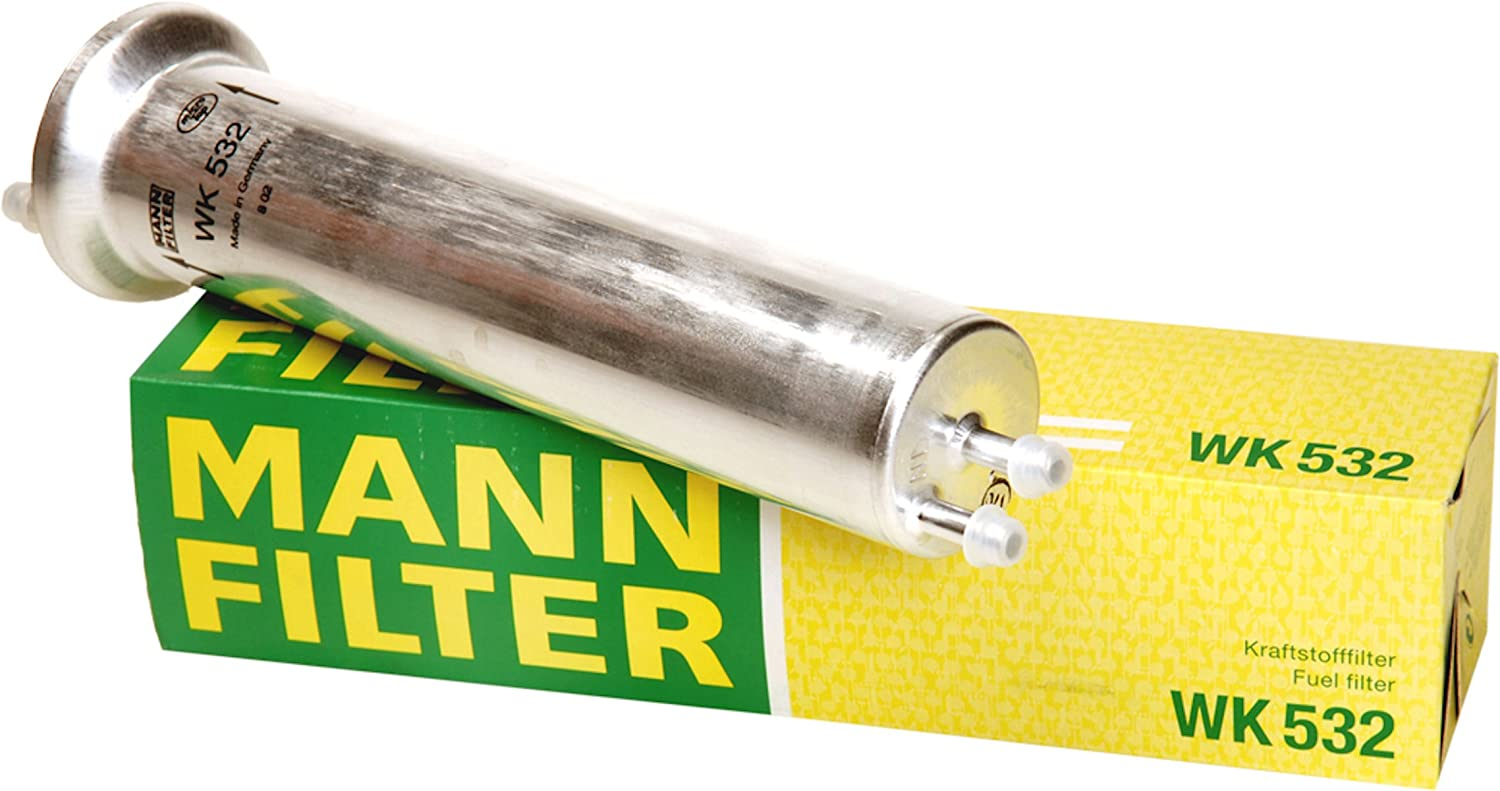 Mann Filter Wk 532 Fuel Automotive Russell Filters