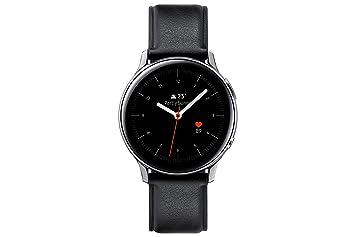 Samsung Galaxy Watch Active2 - Smartwatch, LTE, Plata, 40 mm ...