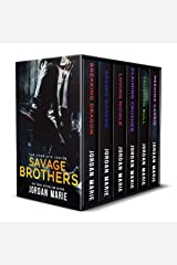 Savage Brothers MC Boxed Set Books 1-6 Kindle Edition