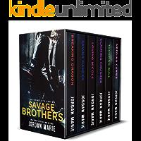 Savage Brothers MC  Boxed Set  Books 1-6