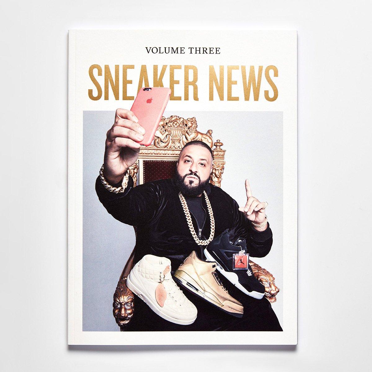 Sneaker News Volume Three Wholesale Box of 20 pdf