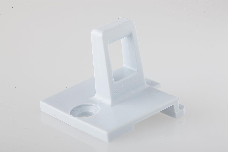 pestillo y soporte para puerta para secadora Ariston Indesit Hotpoint C00142619 C00112195 daniplus Gancho