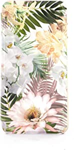 Ted Baker Fashion Branded Premium Mirror Case for iPhone X/XS - HHELENA