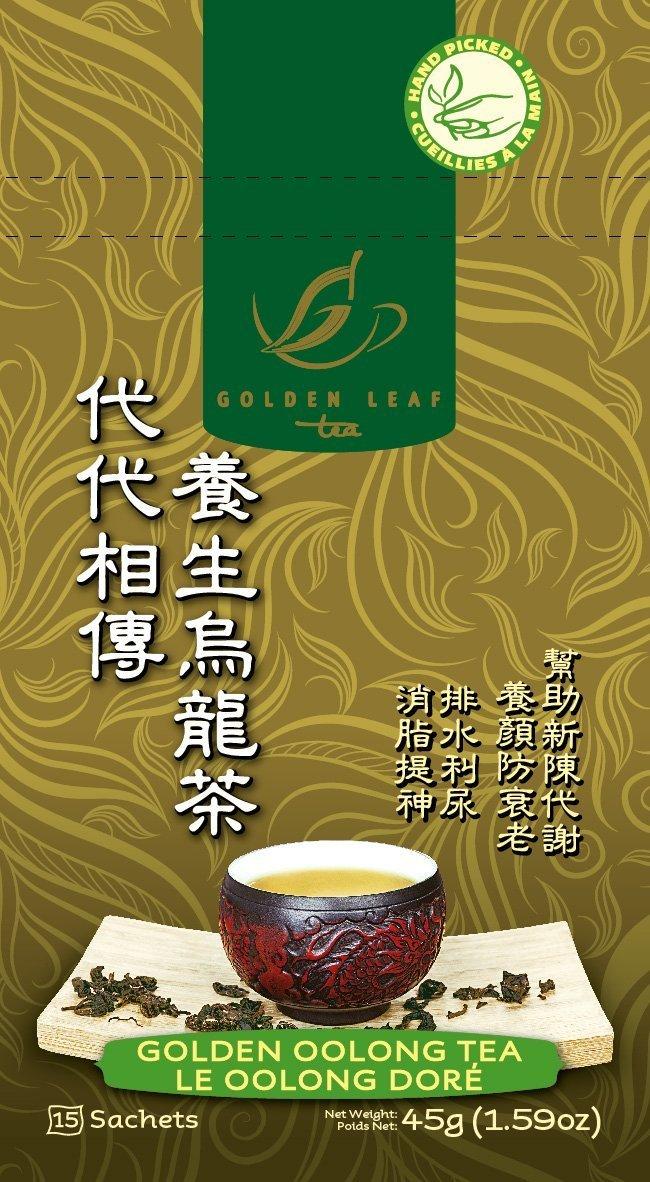 Golden Tea Leaf Oolong Tea Golden Tea Leaf Co. GOP15