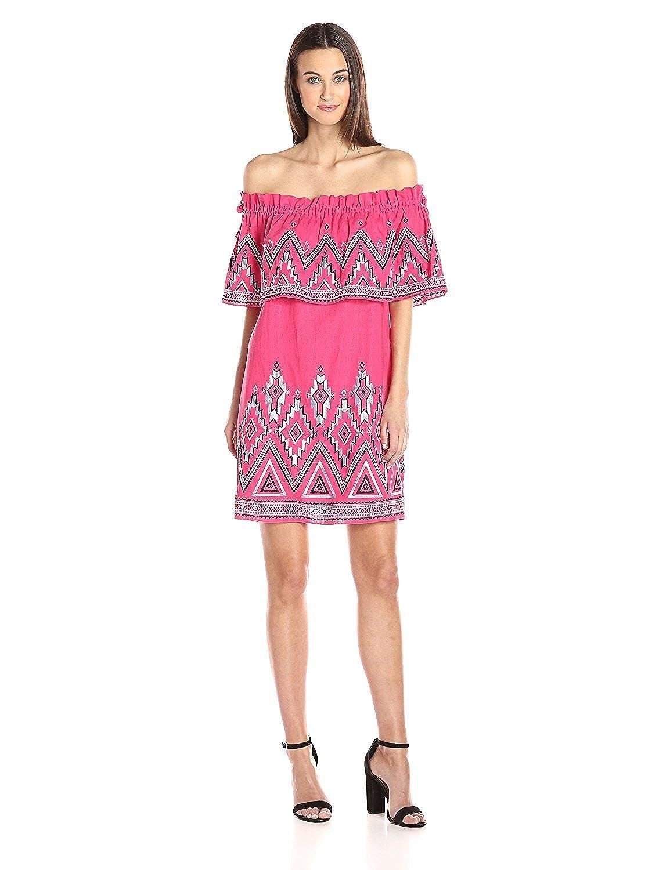 Parker Women's Susie Dress Berry L [並行輸入品] B075CJGKPY