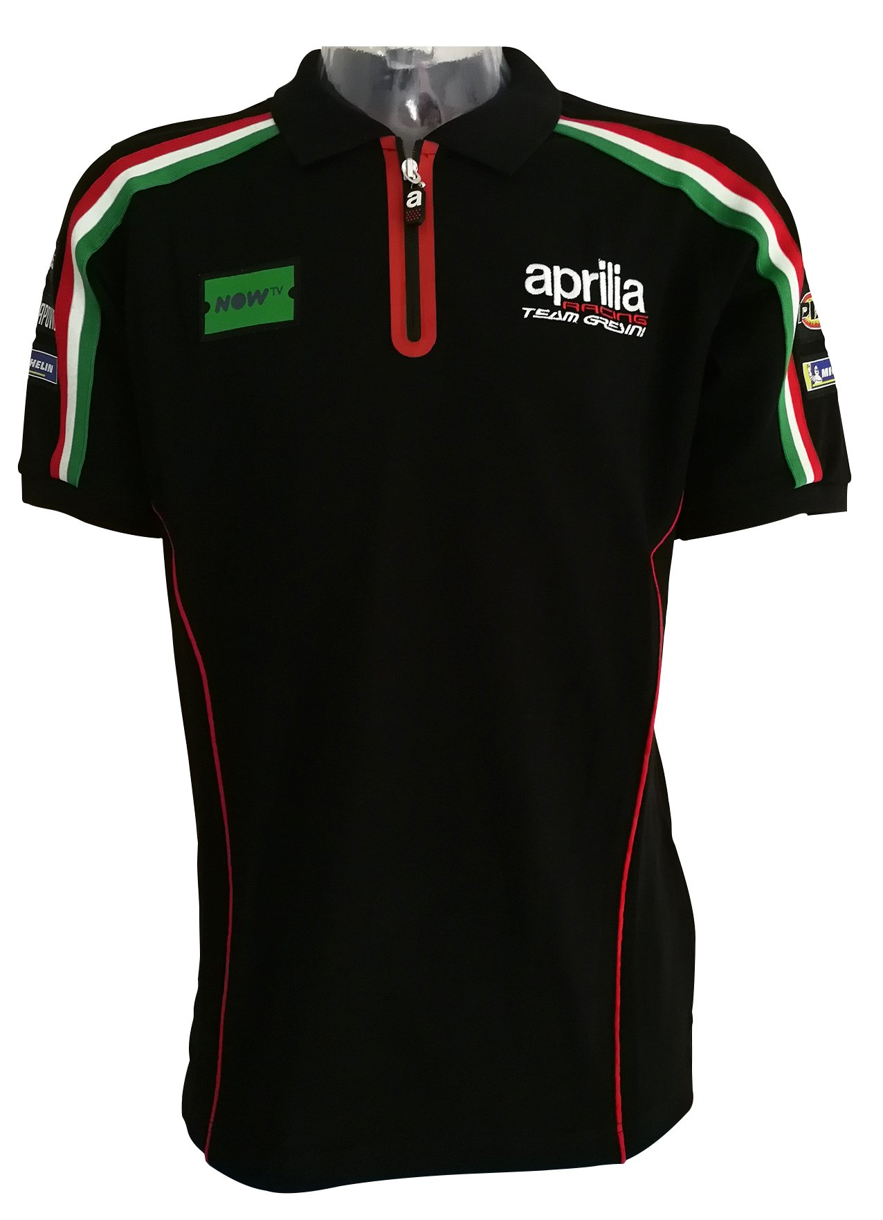 Aprilia 2018 Racing Polo UPA608434M0 (Large)