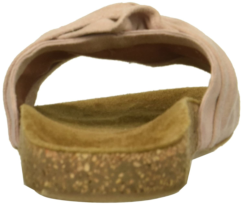 Musse & Cloud Women's Sayuri Slide Sandal B077TG2Y88 39 M EU (8.5 US)|Mustard
