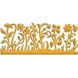 Spellbinders D-Lites Floral Border Die, Gold