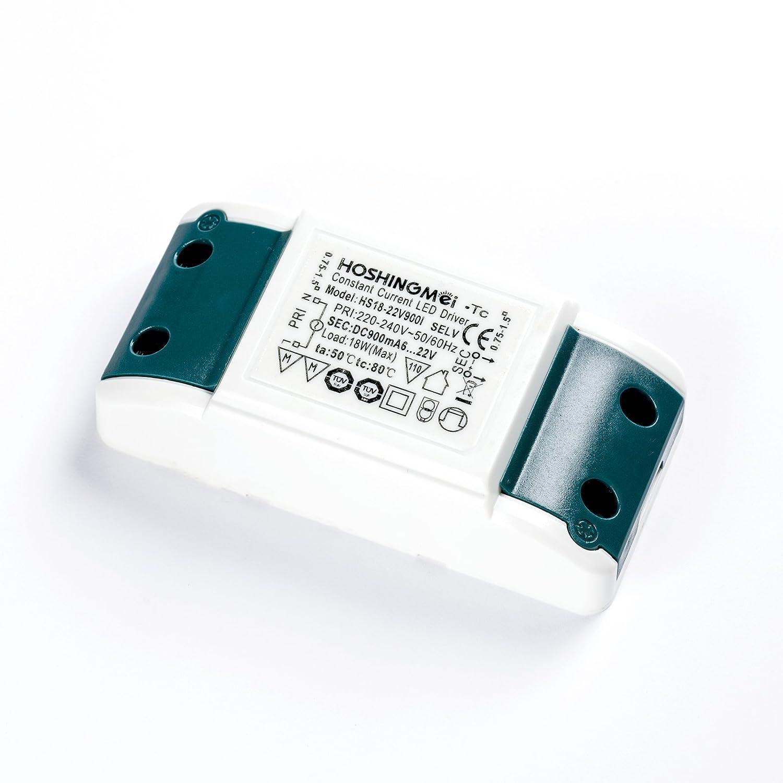 LED Driver HEP GROUP 9W LIC9W500 UNI 12-19V 300mA Transformator Treiber