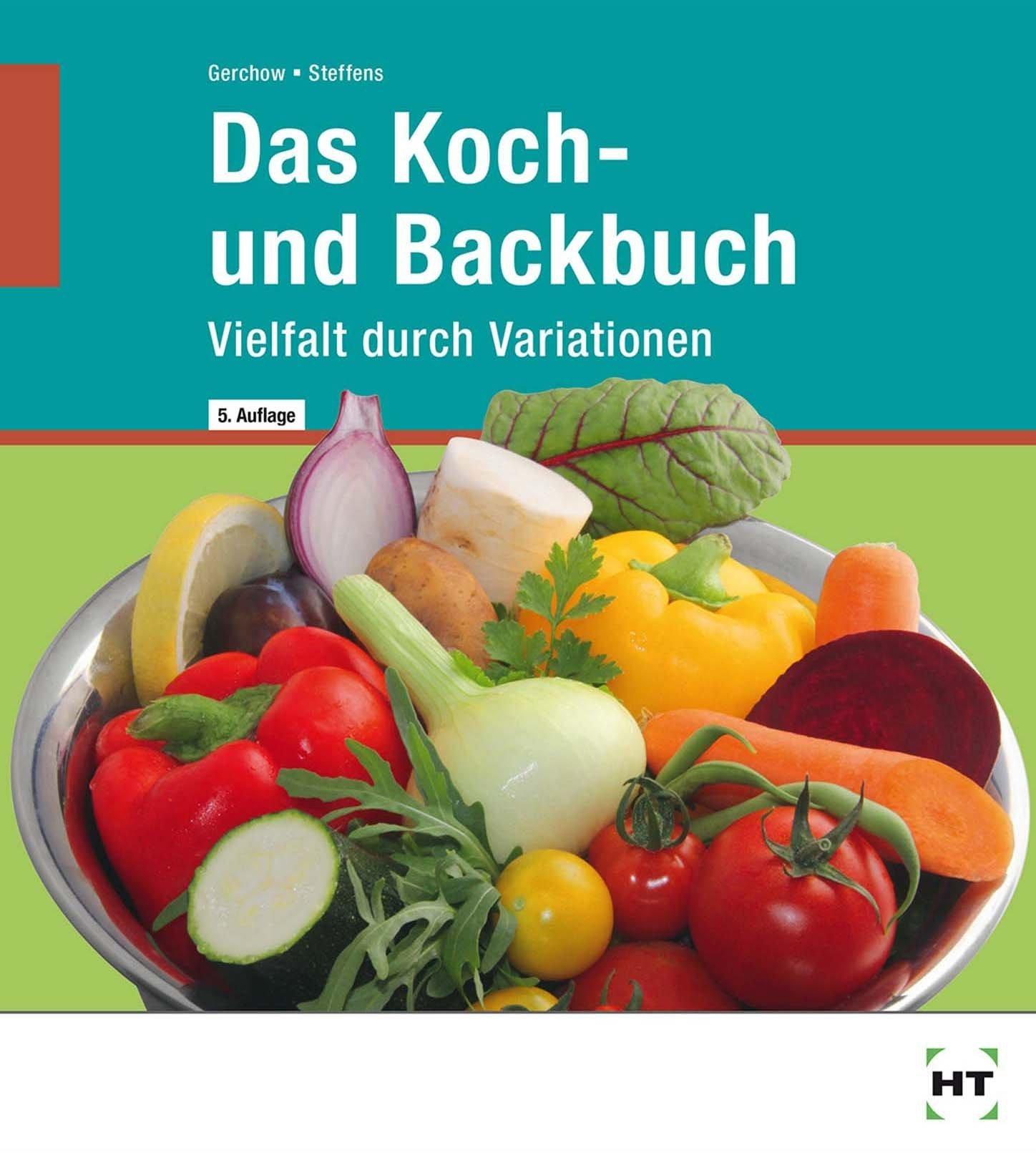 Das Koch- und Backbuch Vielfalt durch Variationen: Amazon.de ... | {Koch- & backbücher 36}