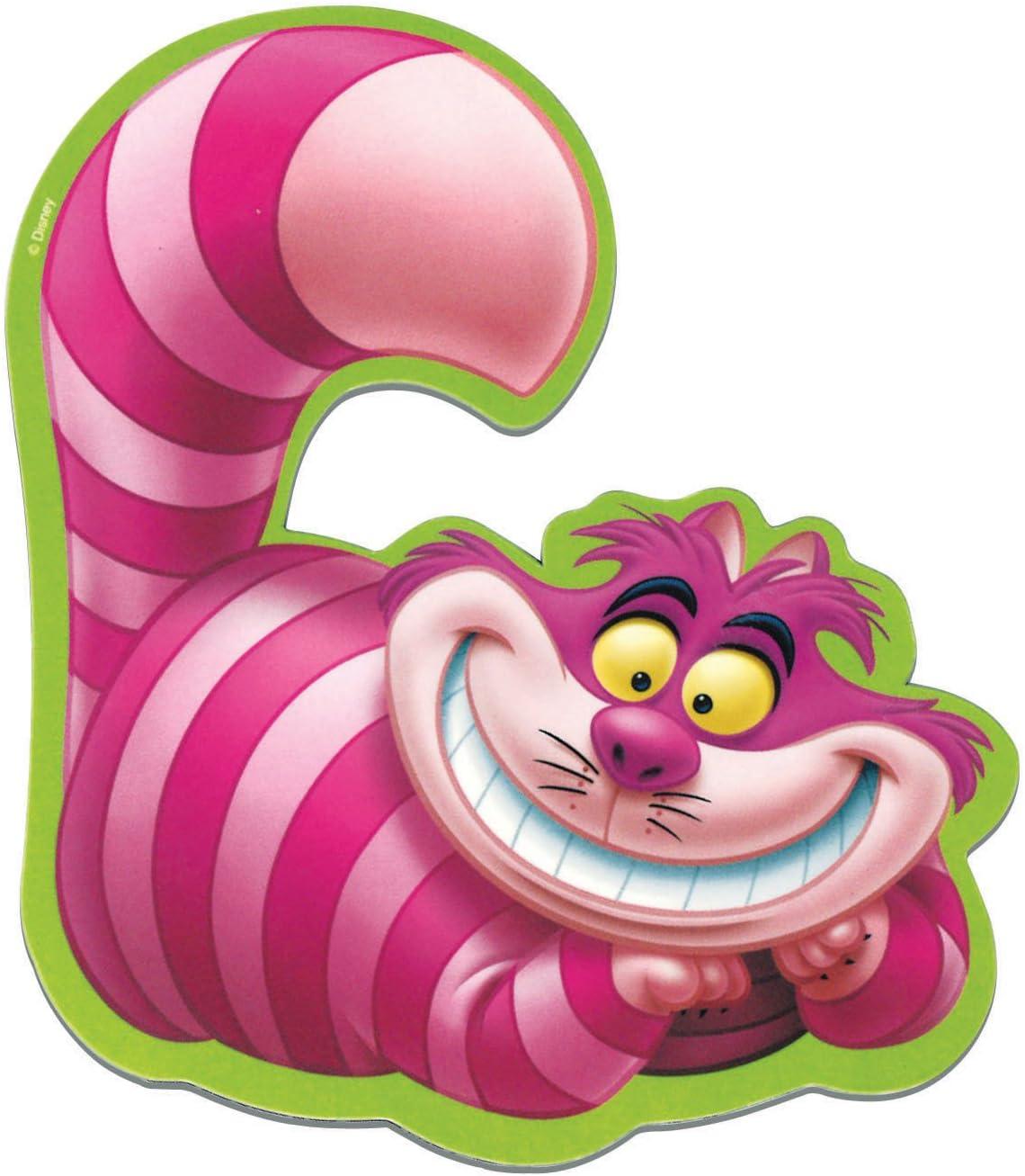 Alicia en el País de las Maravillas Classic Car Gato Cheshire Imán ...