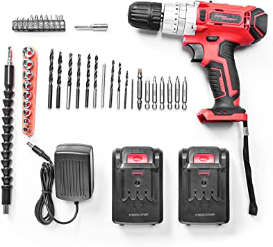SALEM MASTER Cordless drill driver featured image 7