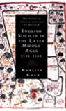 English Society In The Later Middle Ages: 1348-1500 (Penguin Social History of Britain S.)