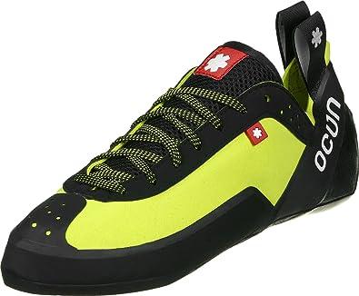Ocun Crest LU Zapatos de Escalada Green