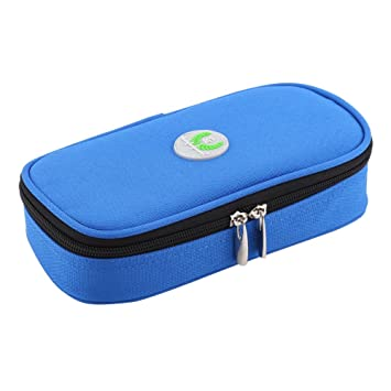 Camping Kühlschrank Camping & Outdoor Insulin Kühler tragender Fall Taschen Organisator Diabetikertasche Diabetes Neu