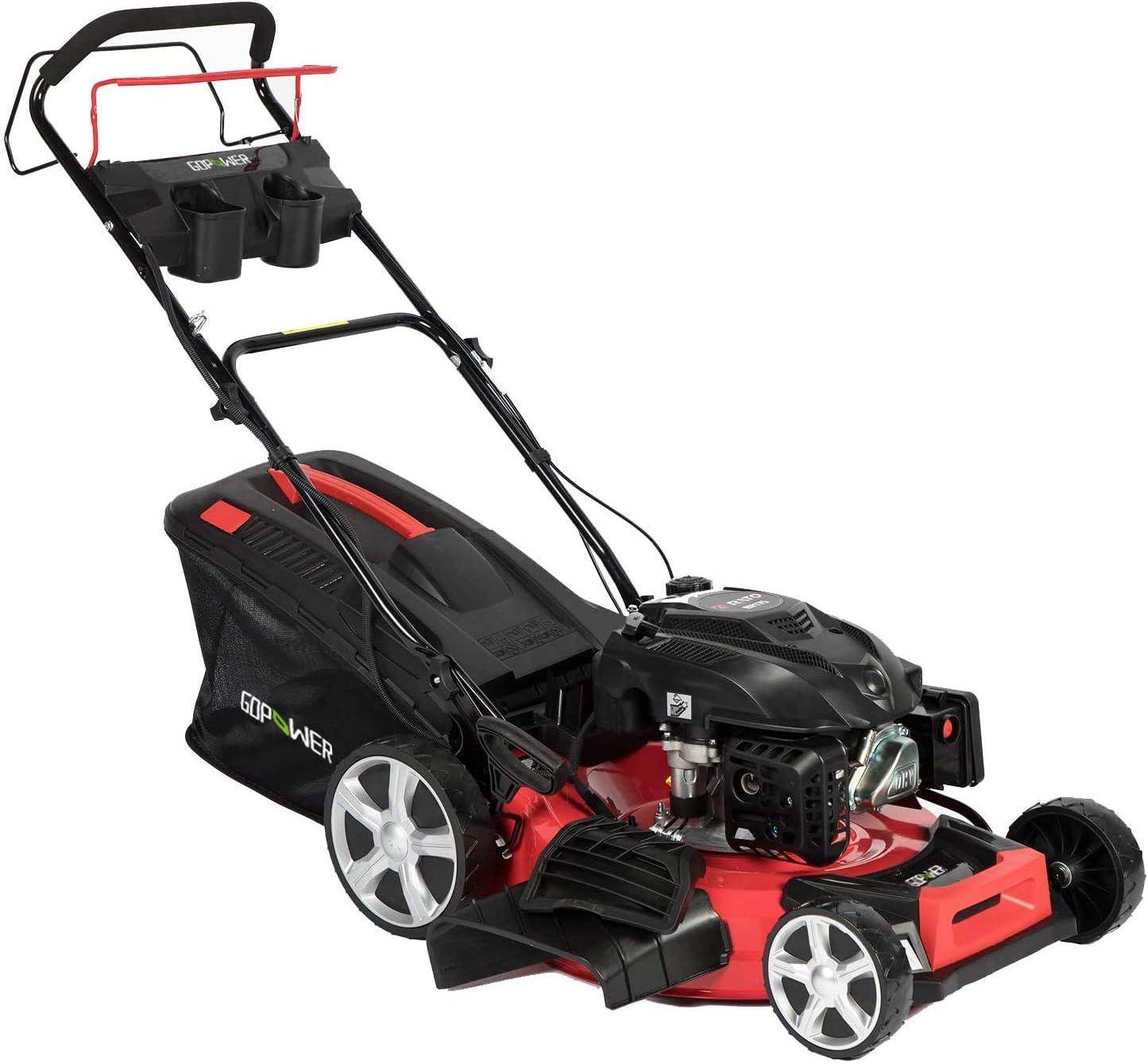 Oneinmil Self Propelled Lawn Mower