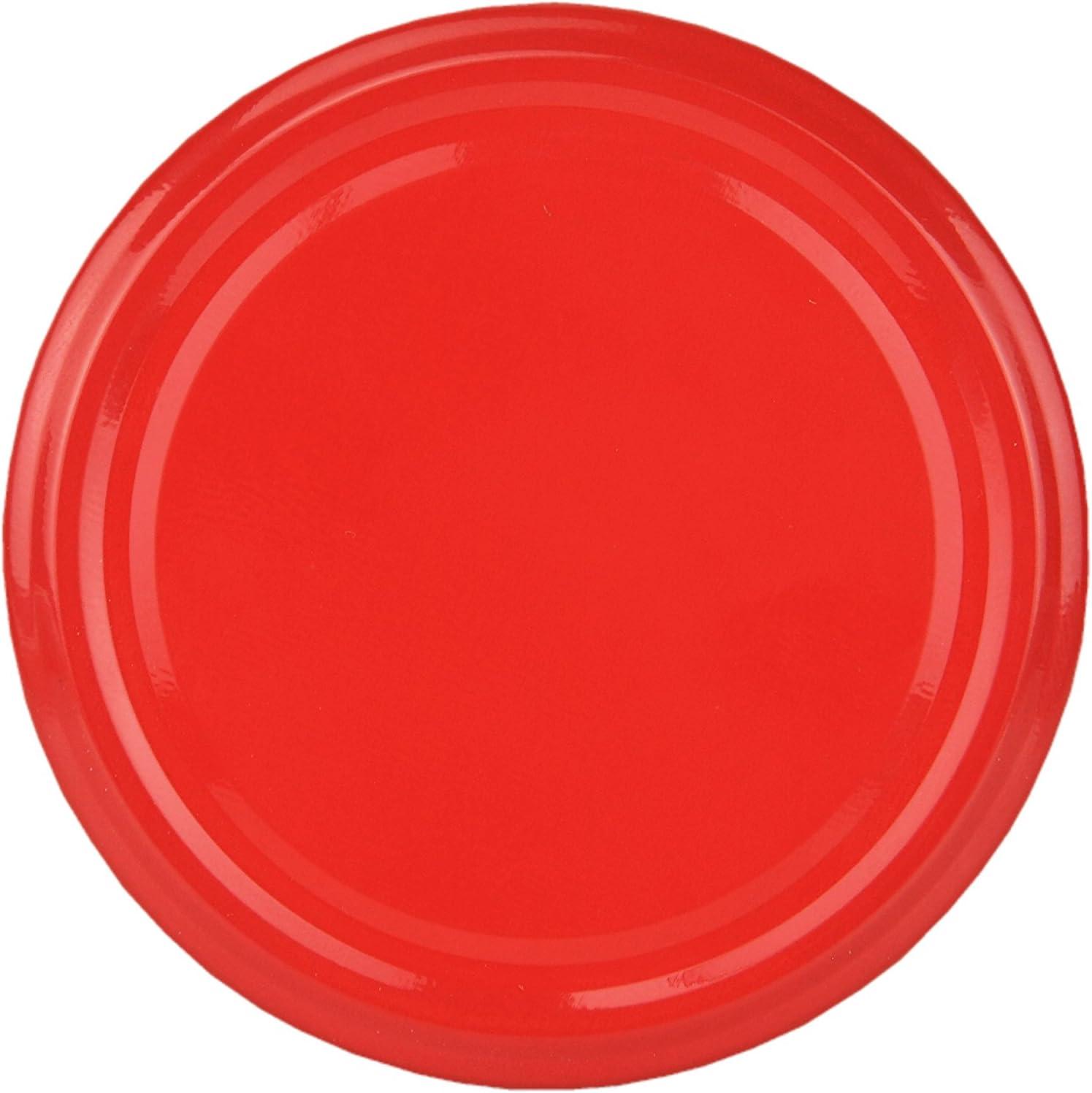 /Colore a scelta Rot Set Vasetti da 230/ML/