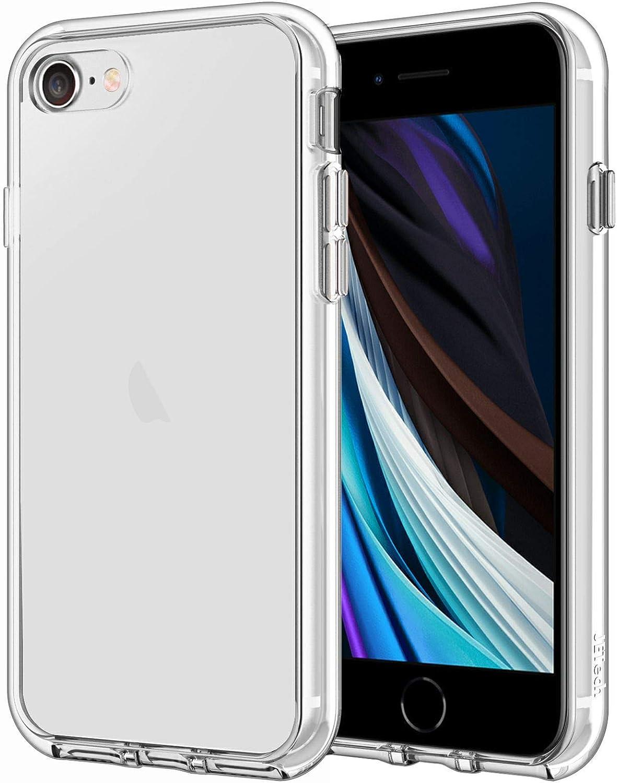 JETech Coque pour iPhone SE 2ème génération, iPhone 8 et iPhone 7, 4,7