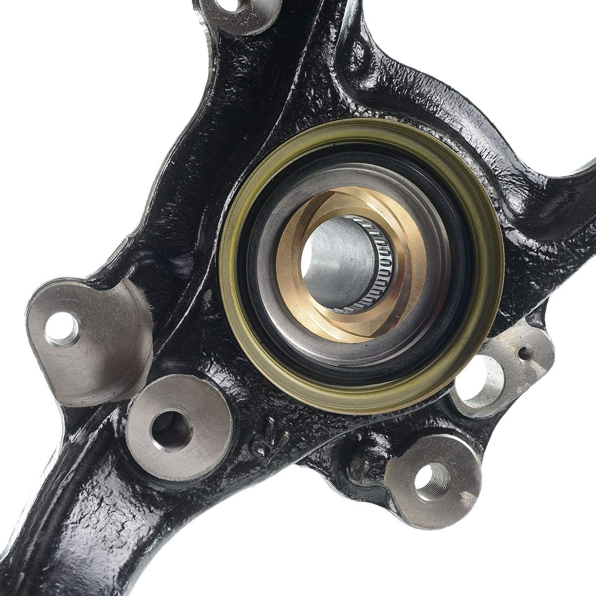 A-Premium Steering Knuckle Replacement for Lexus LX470 Toyota Land Cruiser 1998-2007 Front Left