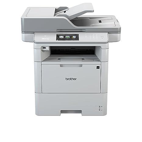 Brother MFC L 6900 DW - Impresora Multifunción Blanco y ...