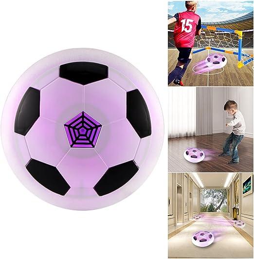OurLeeme Hover Ball - Fútbol, diseño de batería bloqueada de ...