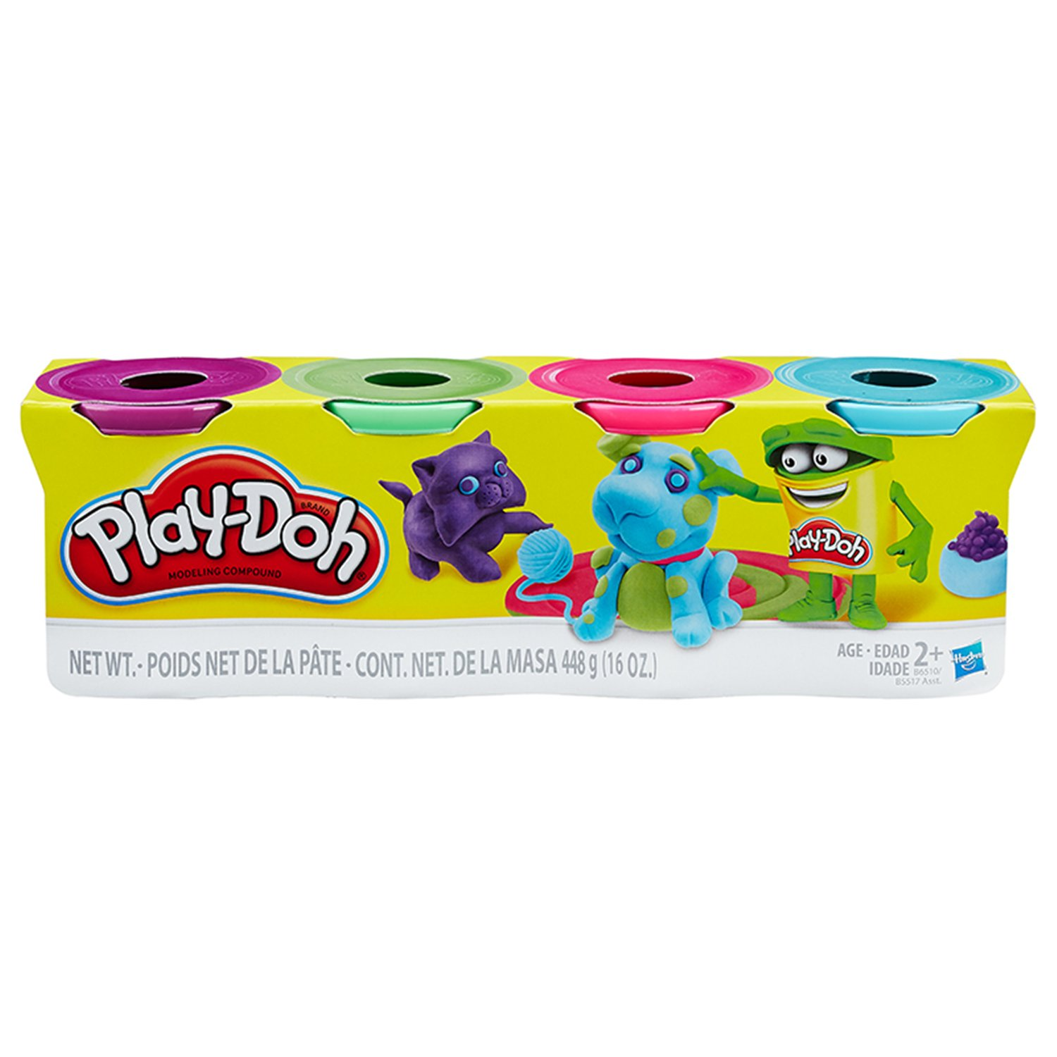 Play-Doh Brand Modeling Compound Hasbro B6510AS00